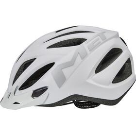 MET 20 Miles Casco, matt texture white